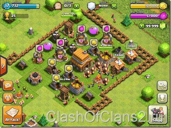 Как взломать Clash of Clans