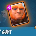 Гигант в Clash Royale
