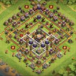 Clash of Clans ратуша 11
